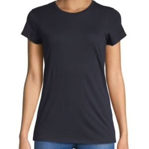 VINCE Tee Shirt Navy Blue Crew Neck NEW Large